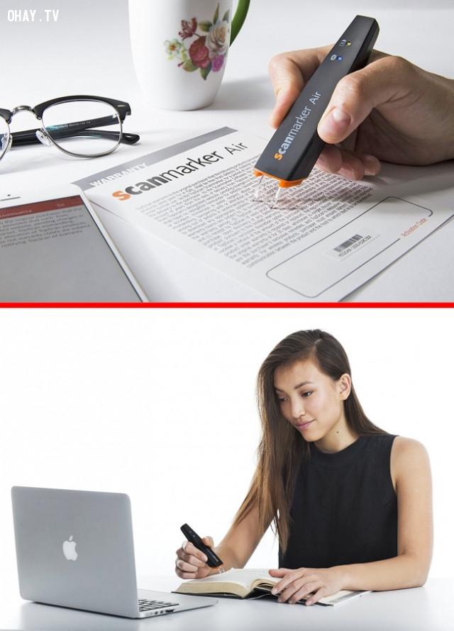 5. Bút highlight dạng kỹ thuật số,điện thoại thông minh,smartphone,mẹo sử dụng điện thoại