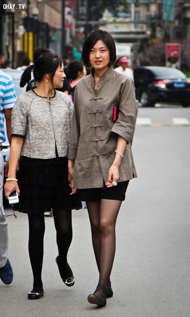 Phụ nữ Trung Quốc rất sợ béo,phụ nữ trung quốc,người trung quốc,những điều thú vị trong cuộc sống