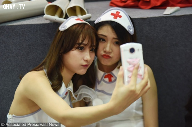Những cô gái ở Trung Quốc rất xinh đẹp,phụ nữ trung quốc,người trung quốc,những điều thú vị trong cuộc sống