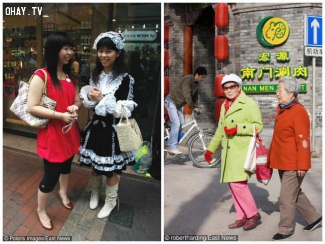 Phụ nữ Trung Quốc yêu thích làm đẹp,phụ nữ trung quốc,người trung quốc,những điều thú vị trong cuộc sống