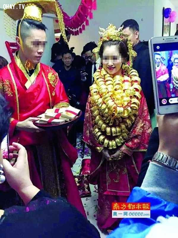 """Con gái Trung Quốc thời nay cực kỳ """"có giá"""",phụ nữ trung quốc,người trung quốc,những điều thú vị trong cuộc sống"""
