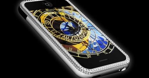 10 chiếc điện thoại di động đắt nhất thế giới