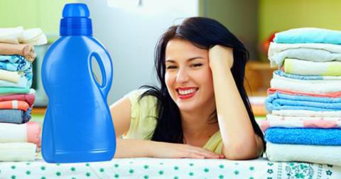 Vì sao bạn không nên dùng nước xả vải?