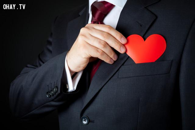 Tinh thần của trái tim: tôn kính công việc và tự trọng,bác sĩ tốt nhất là chính mình,sống khỏe,trái tim