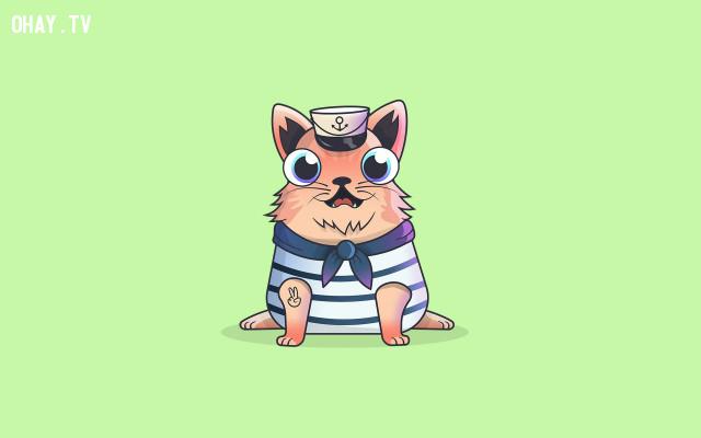 ,CryptoKitties,nuôi mèo ảo