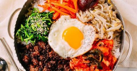 8 món ăn không thể bỏ qua khi tới Hàn Quốc
