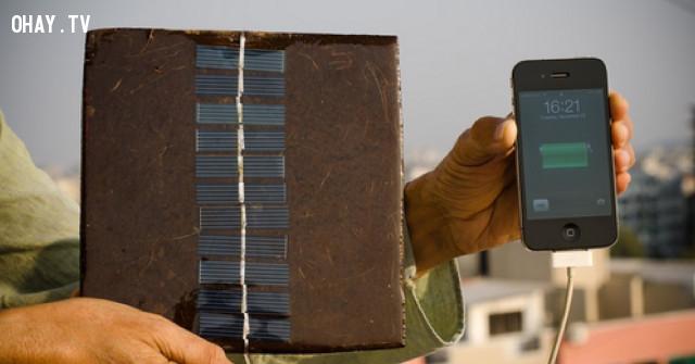 Phiên bản đặc biệt,tái chế rác thải,năng lượng mặt trời,khu ổ chuột