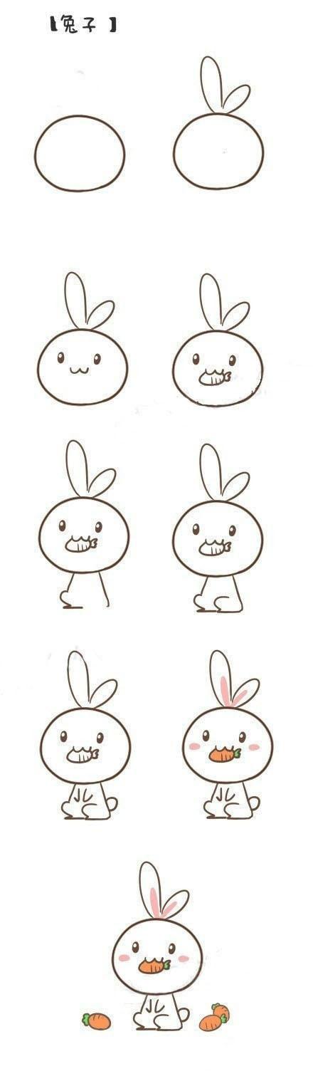 3. Thỏ,