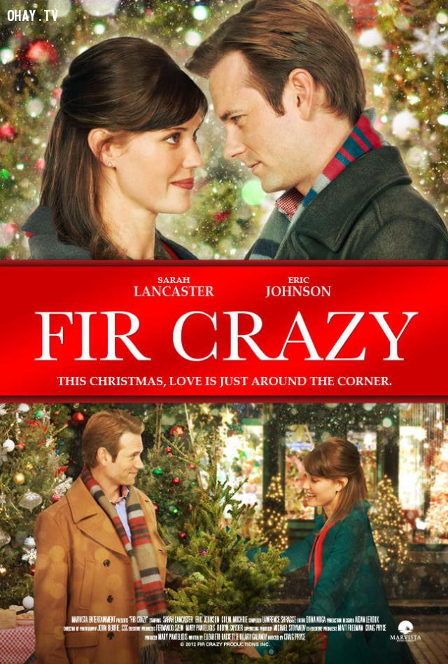 Fir Crazy,phim hay,phim giáng sinh