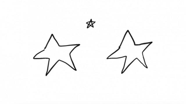 Những ngôi sao,trắc nghiệm tính cách,hình vẽ,tâm lý học