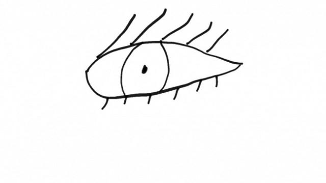 Mắt,trắc nghiệm tính cách,hình vẽ,tâm lý học