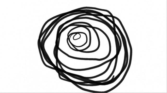 Vòng xoắn ốc,trắc nghiệm tính cách,hình vẽ,tâm lý học