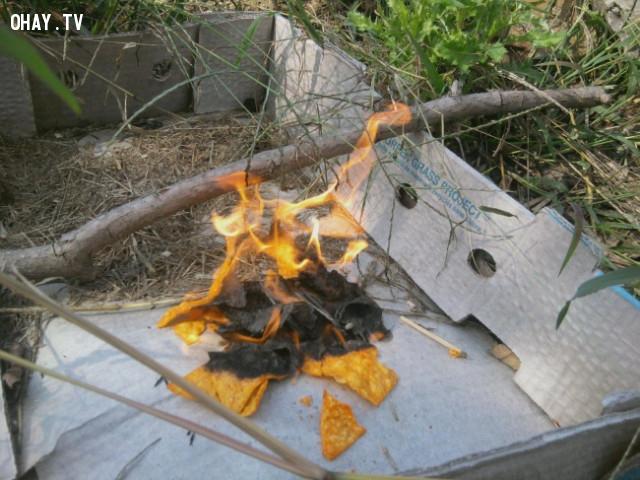 2. Cách duy trì ngọn lửa,kỹ năng sinh tồn