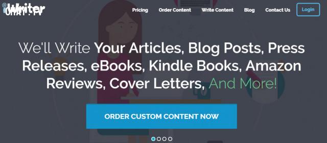 3. Iwriter,kiếm tiền online,viết báo online,cộng tác viên viết bài,website hay