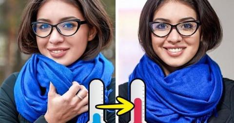 11 mẹo vặt hữu ích dành cho những người đeo kính