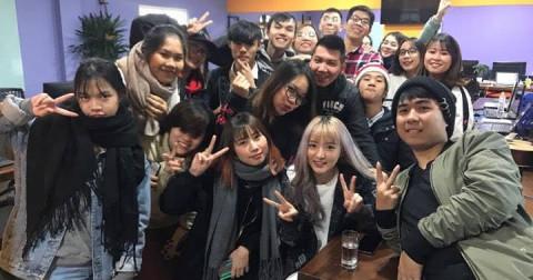 Rapper JustaKen Và Team Orion Media Tự Sướng Cùng Hot Girt Thái Lan Nene