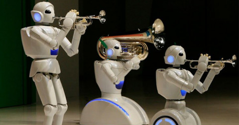 Trong tương lai, trí tuệ nhân tạo sẽ là những nhạc sĩ sáng tác nhạc