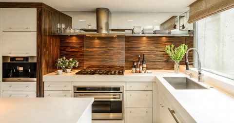 10 căn bếp nổi tiếng với phong cách khác lạ