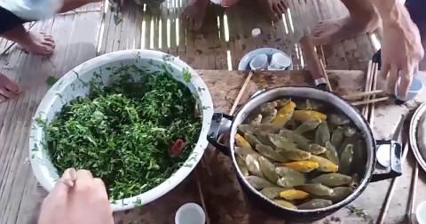 4 món ăn của người Thái Sơn La khiến bạn rùng mình