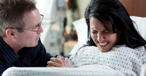 Những điều đơn giản giúp các bà mẹ giảm bớt cơn đau khi sinh bé