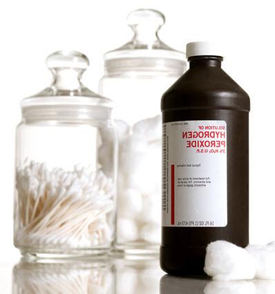 2. Oxy già (hydrogen peroxide),chất tẩy rửa,mẹo nhà bếp