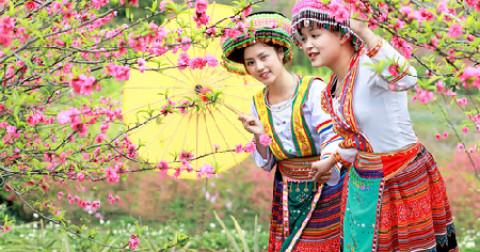 Tìm về miền gái đẹp - Tuyên Quang