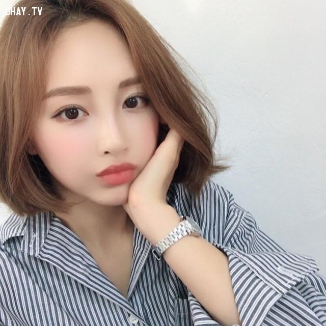 5. Tóc bob,xu hướng tóc 2018,tóc đẹp,tạo kiểu tóc