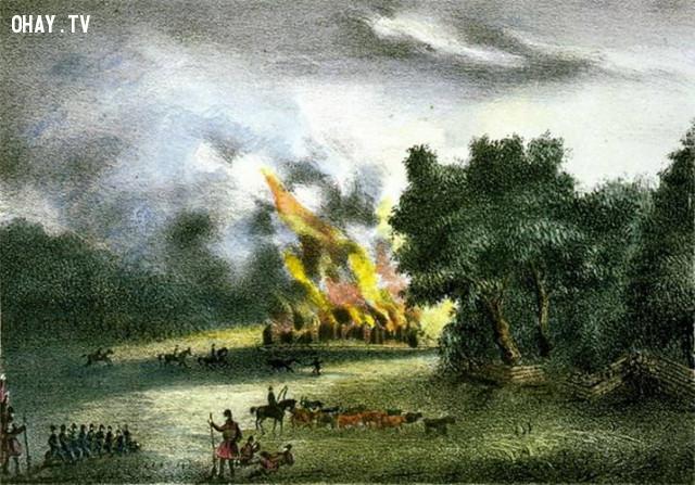 Thảm sát Yontocket,thảm sát,người da đỏ,thổ dân