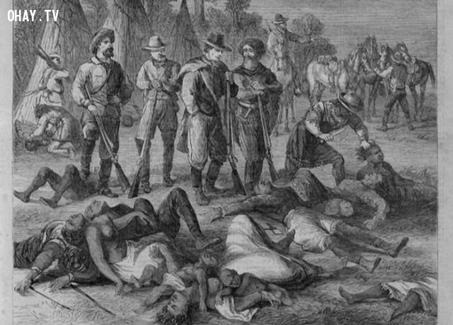 Trận Sacramento,thảm sát,người da đỏ,thổ dân