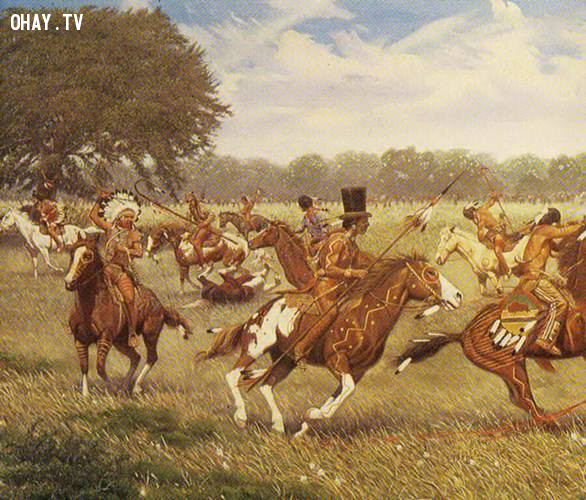 Trận Bad Axe,thảm sát,người da đỏ,thổ dân