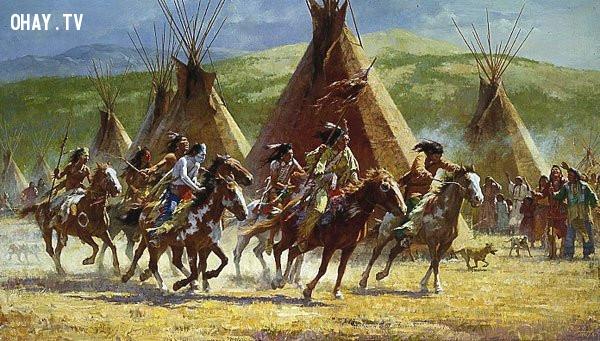 Thung lũng Hayfork,thảm sát,người da đỏ,thổ dân
