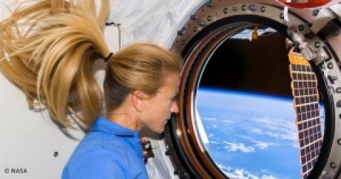 16 điều thú vị sẽ xảy ra khi con người đi vào không gian vũ trụ