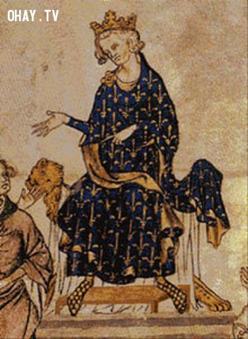 Philip (1116-1131), thế tử và đồng quốc vương Pháp,cái chết,lịch sử nhân loại