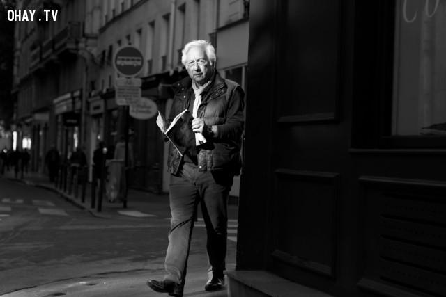 Ông chủ cửa hàng phomai nổi tiếng luôn cảm thấy đủ,người pháp,người paris,cách sống tốt,ham muốn