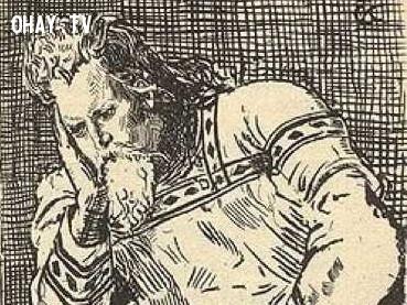 Sigurd Eyesteinsson (?-892), Bá tước xứ Orkney (Scotland),cái chết,lịch sử nhân loại