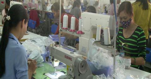 Vũ Thư (Thái Bình) cải thiện môi trường đầu tư kinh doanh thu hút doanh nghiệp.