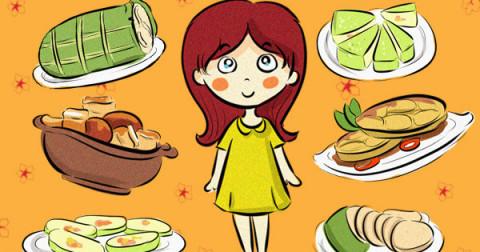8 loại thực phẩm Tết dễ ẩn chứa hóa chất độc hại