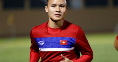 Nguyễn Quang Hải - Chàng trai vàng của đội tuyển U23 Việt Nam