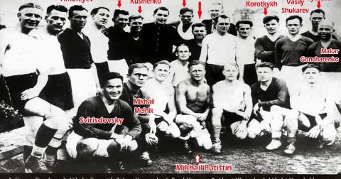 F.C.Start: Đội bóng của những anh hùng.