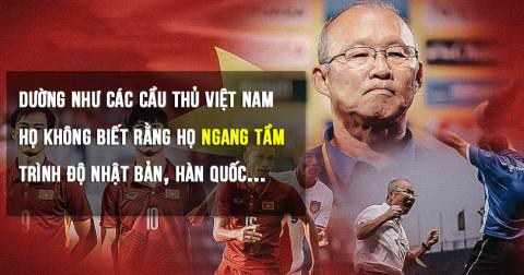 Thầy Park - 12 câu nói chuẩn chỉ về U23 Việt Nam