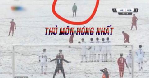 20 bức ảnh cực kỳ đáng yêu về U23 Việt Nam
