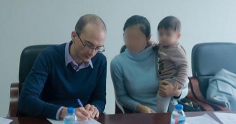 Daniel Hauer xin được thắp hương cho đại tướng Võ Nguyên Giáp và xin lỗi người dân Việt Nam
