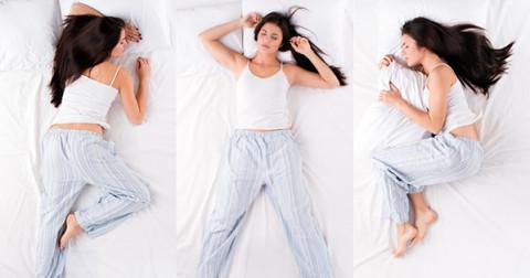 6 tư thế ngủ gây ảnh hưởng đến sức khỏe của bạn