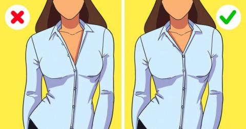 14 quy tắc ăn mặc mà mọi người nên học một lần trong đời.