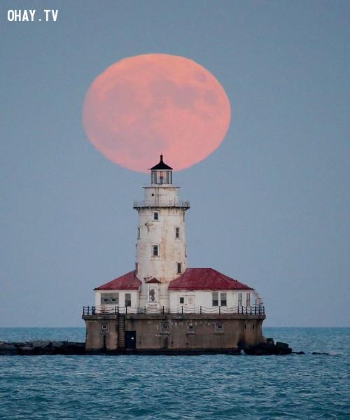 ,siêu trăng,trăng máu