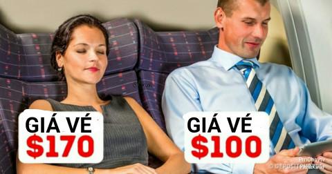 Tại sao lại có sự khác biệt giá vé máy bay? Đây là câu trả lời