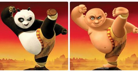 Các nhân vật hoạt hình Disney trông sẽ ra sao trong hình dáng con người?