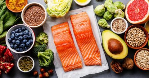 Top 5 thực phẩm giàu dinh dưỡng nhất thế giới
