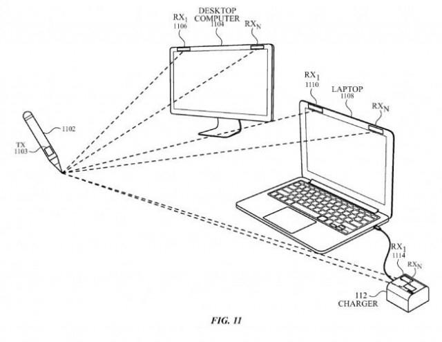 ,Apple,bằng sáng chế,bút cảm ứng