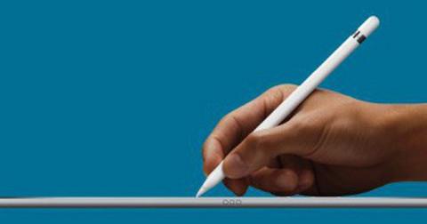 Apple đăng ký bằng sáng chế bút cảm ứng có thể viết trên mọi bề mặt, kể cả không khí